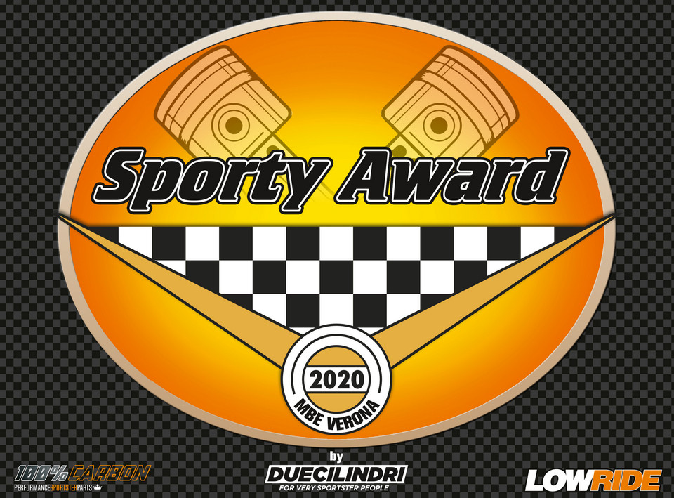 Duecilindri blog Motor Bike Expo 2020 Sporty Award