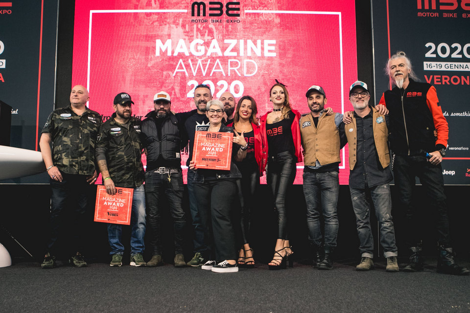 Motor Bike Expo 2020 bike show Magazine Award